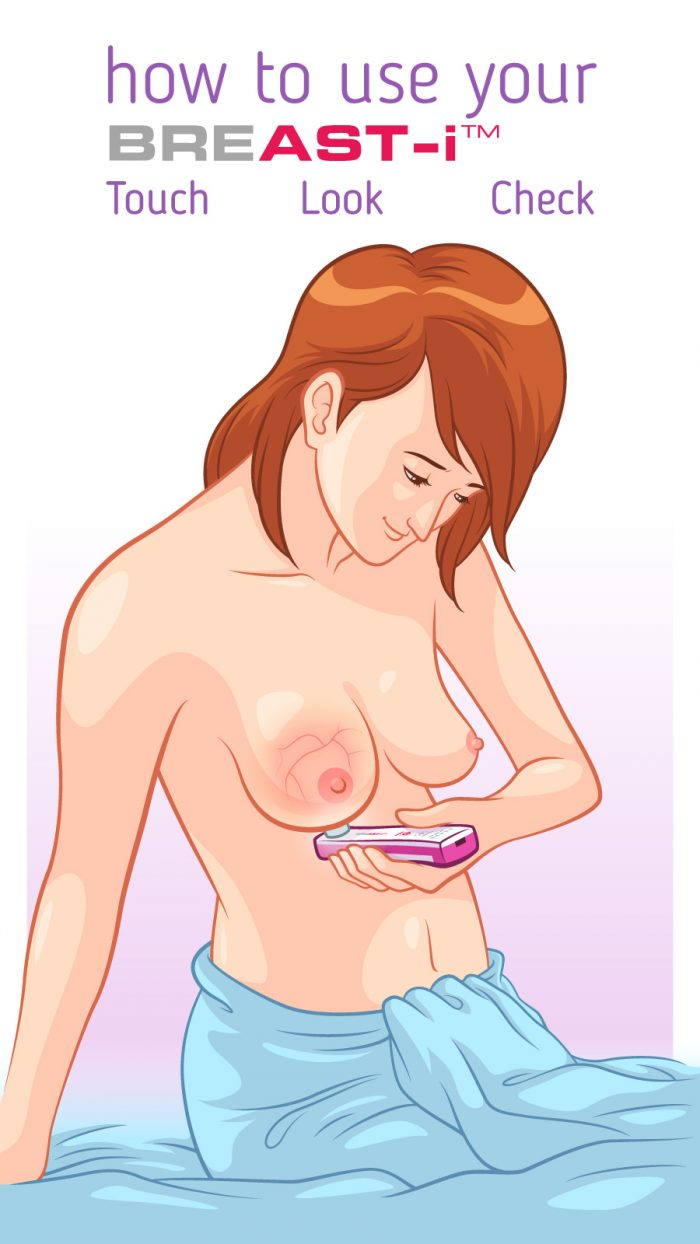 how to use breast-i