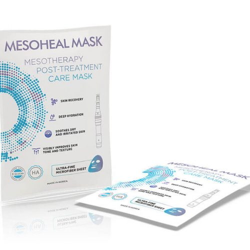 mesoheal mesotherapy post treatment mask